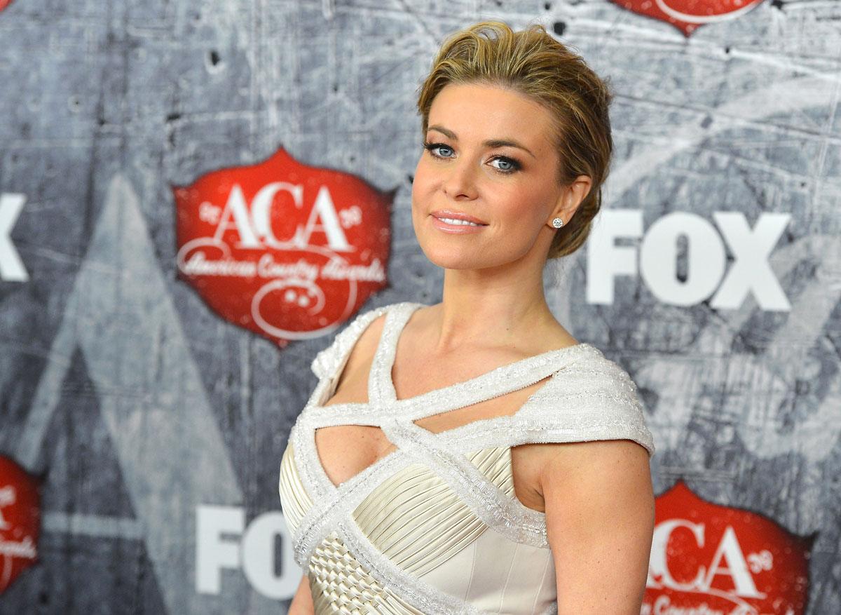 Carmen Electra 2012 American Country Awards Las Vegas