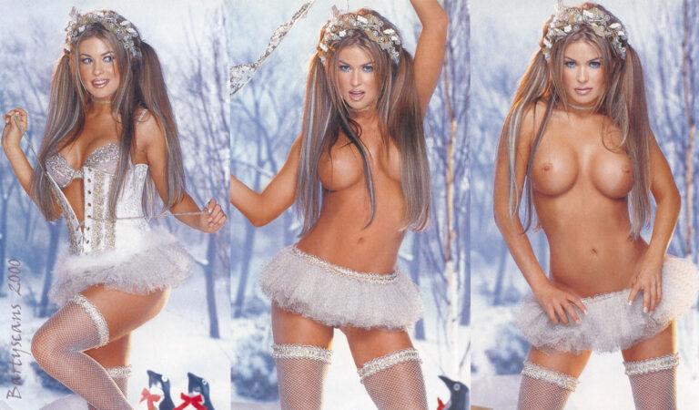 Carmen Electra Big Fake Tits (1 photo)
