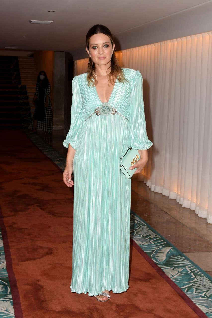 Carolina Crescentini 2020 Venice International Film Festival