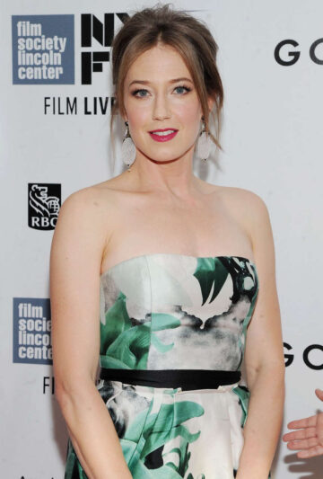 Carrie Coon Gone Girl Premiere New York