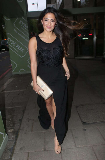 Casey Batchelor Shooting Star Chase Tea Party London