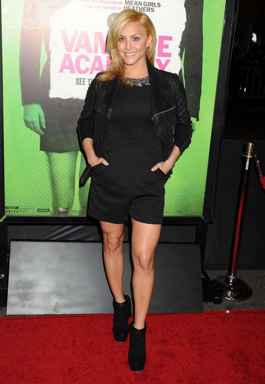 Cassie Scerbo Vampire Academy Premiere Los Angeles