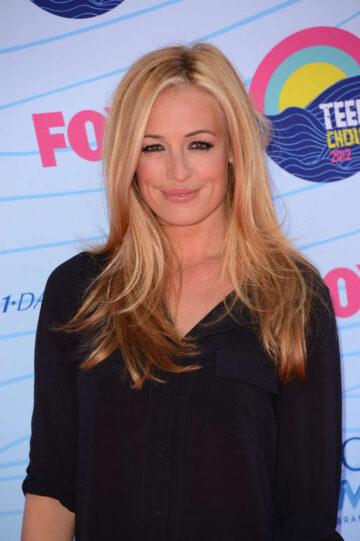 Cat Deeley 2012 Teen Choice Awards Universal City