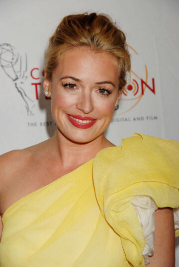 Cat Deeley 33rd Annual College Television Awards Hollywood