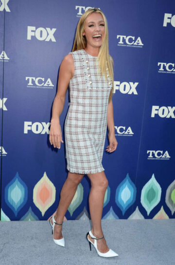 Cat Deeley Fox Summer Tca All Star Party West Hollywood