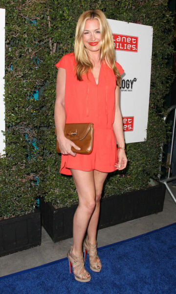 Cat Deeley Planet Dailies Mixology 101 Grand Opening Los Angeles