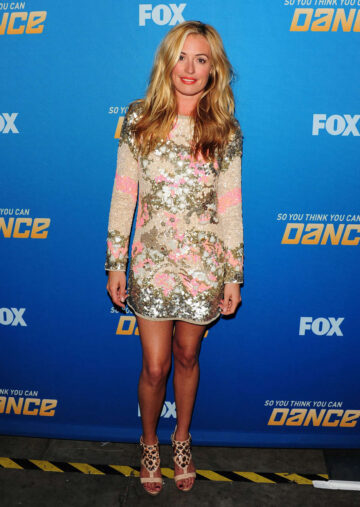 Cat Deeley So You Think You Can Dance 200th Episode Celebration