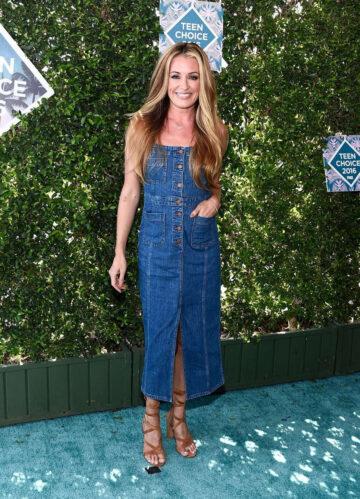 Cat Deeley Teen Choice Awards 2016 Inglewood