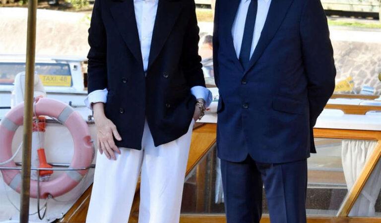 Cate Blanchet Arrrives Hotel Excelsior Venice (10 photos)