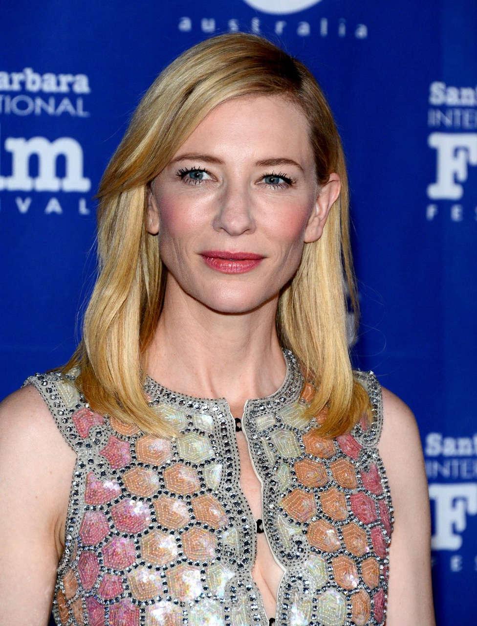Cate Blanchett 29th Annual Santa Barbara International Film Festival