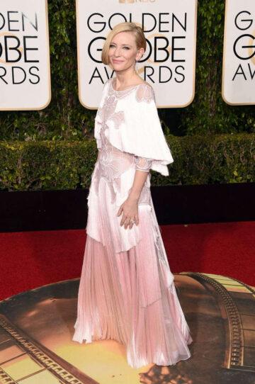 Cate Blanchett 73rd Annual Golden Globe Awards Beverly Hills