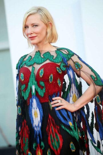 Cate Blanchett 77th Venice Film Festival Closing Ceremony