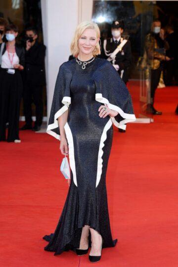 Cate Blanchett 77th Venice Film Festival Opening Ceremony