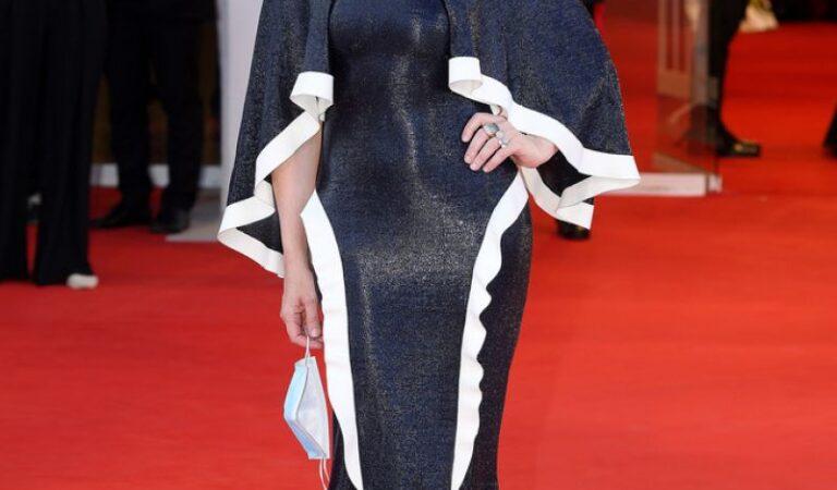 Cate Blanchett 77th Venice Film Festival Opening Ceremony (7 photos)