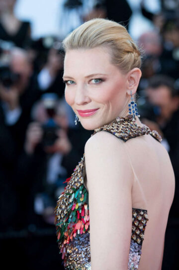 Cate Blanchett How To Train Your Dragon 2 Premiere Cannes Film Festival