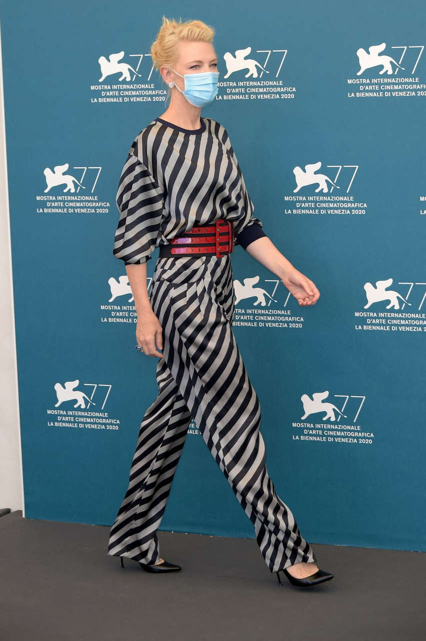 Cate Blanchett Jury Photocall 77th Venice Film Festival