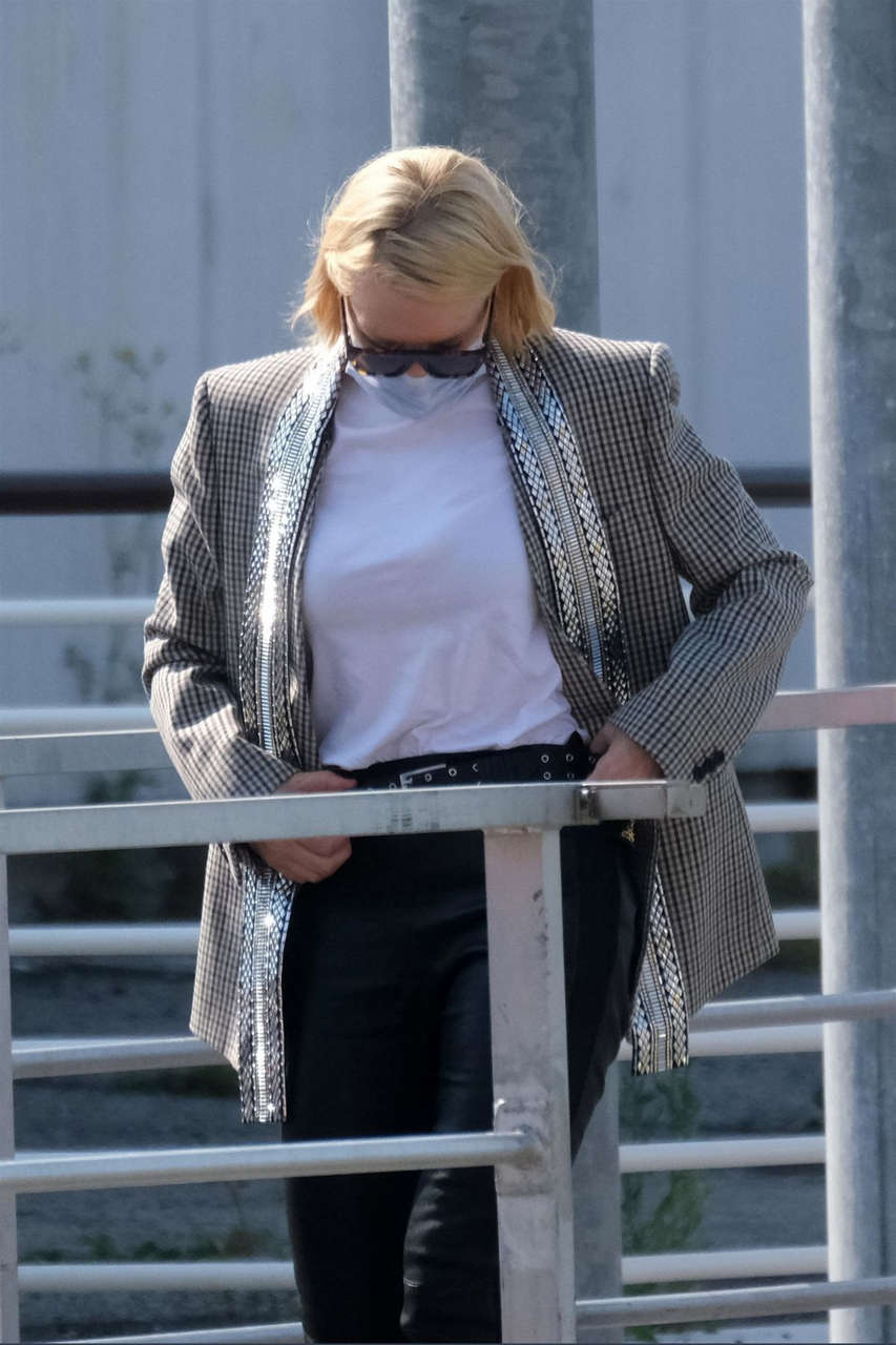 Cate Blanchett Leaves Venice Film Festival