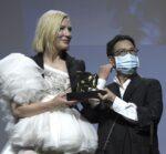 Cate Blanchett Love After Love Premiere 77th Venice International Film Festival