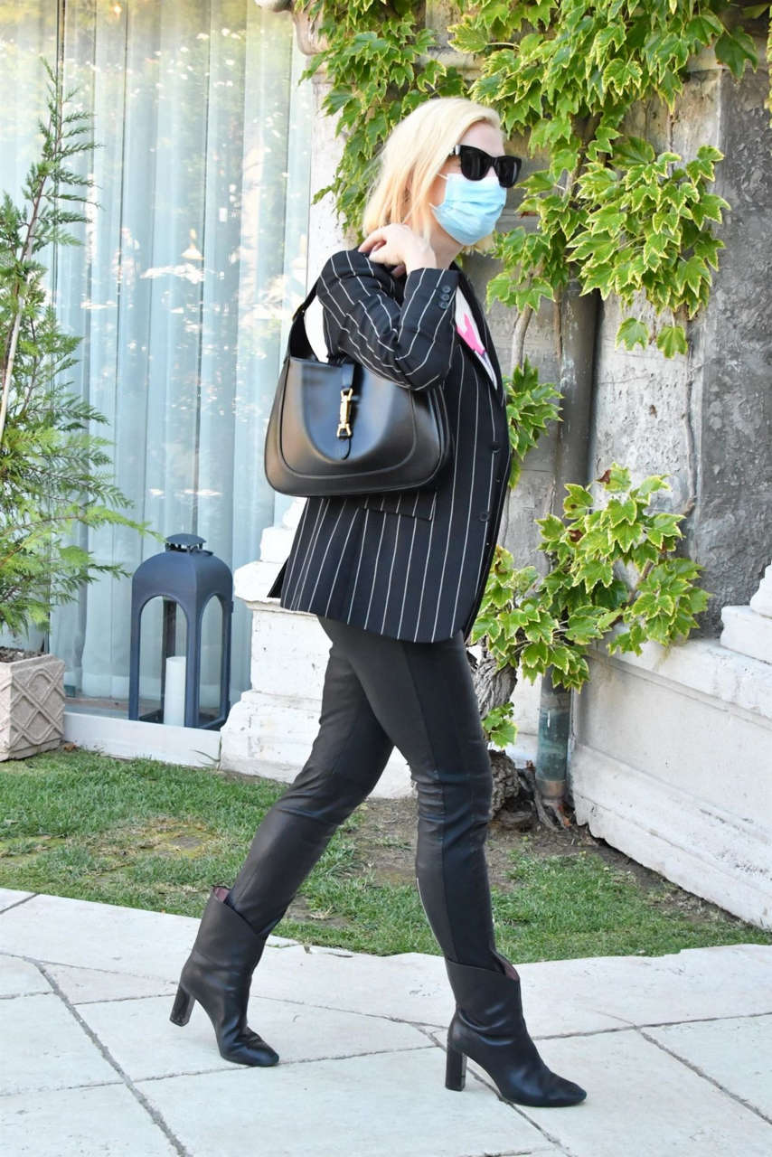 Cate Blanchett Out 2020 Venice Film Festival