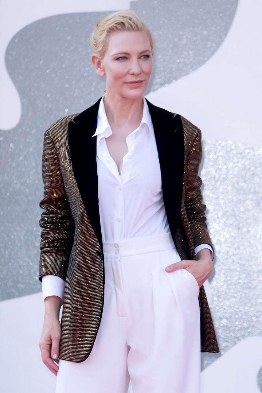 Cate Blanchett Sun Screening 2020 Venice Film Festival