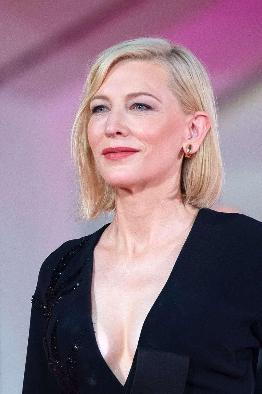 Cate Blanchett Wife Of Spy Premiere 2020 Venice International Film Festival