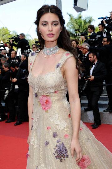 Catrinel Marlon Unknown Girl Premiere 69th Annual Cannes Film Festival