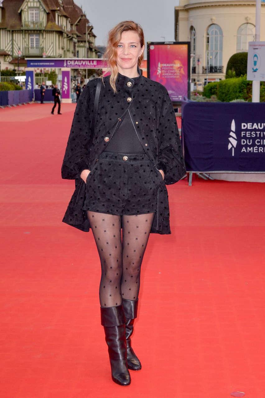 Celine Sallette Adn Screening 46th Deauville American Film Festival