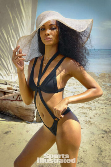 Chanel Iman Sports Illustrated Swimsuit Issue