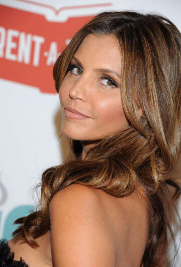 Charisma Carpenter Thirst Project 3rd Annual Gala Beverly Hills