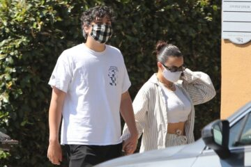 Charli Xcx Huck Kwong Out Los Angeles