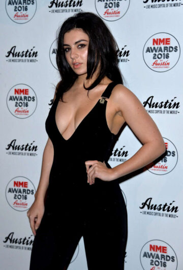 Charli Xcx Nme 2016 Awards London