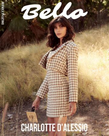 Charlotte D Alessio For Bello Magazine