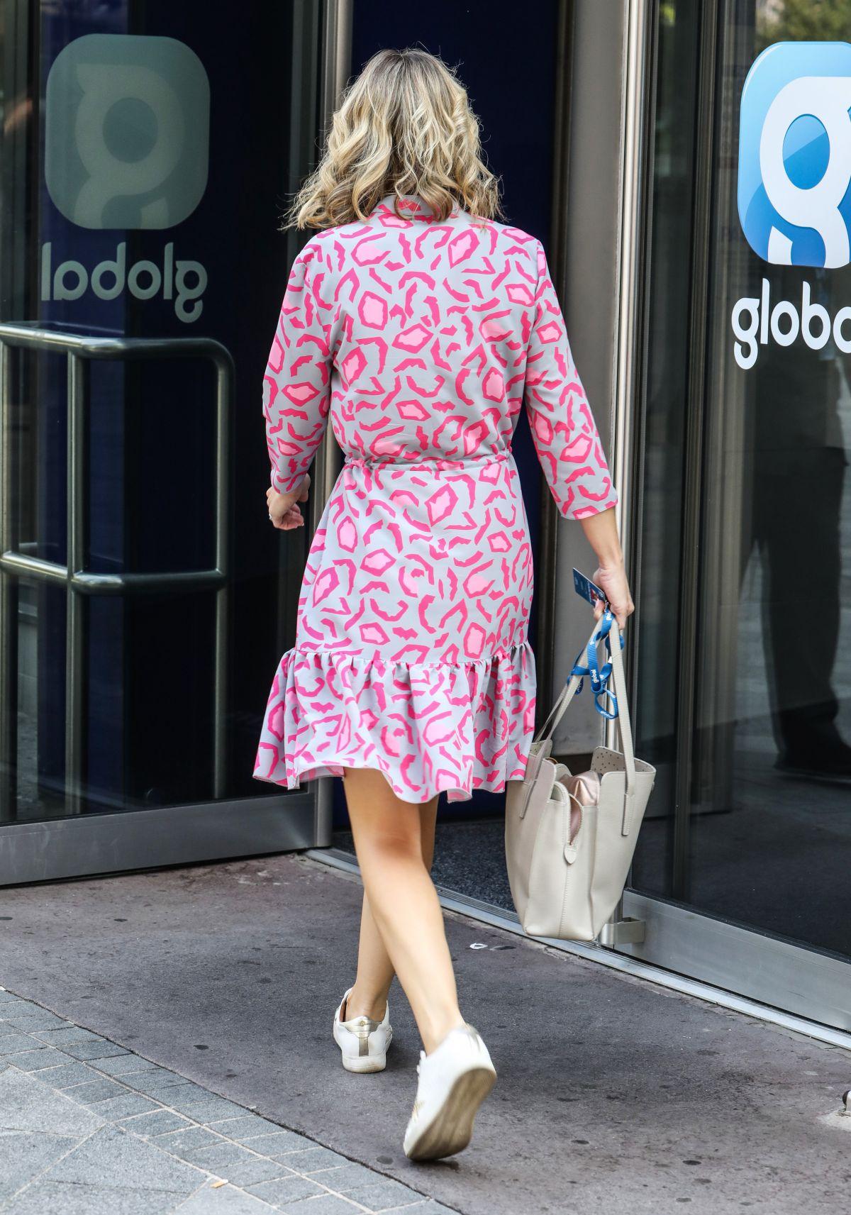 Charlotte Hawkins Global Offices London