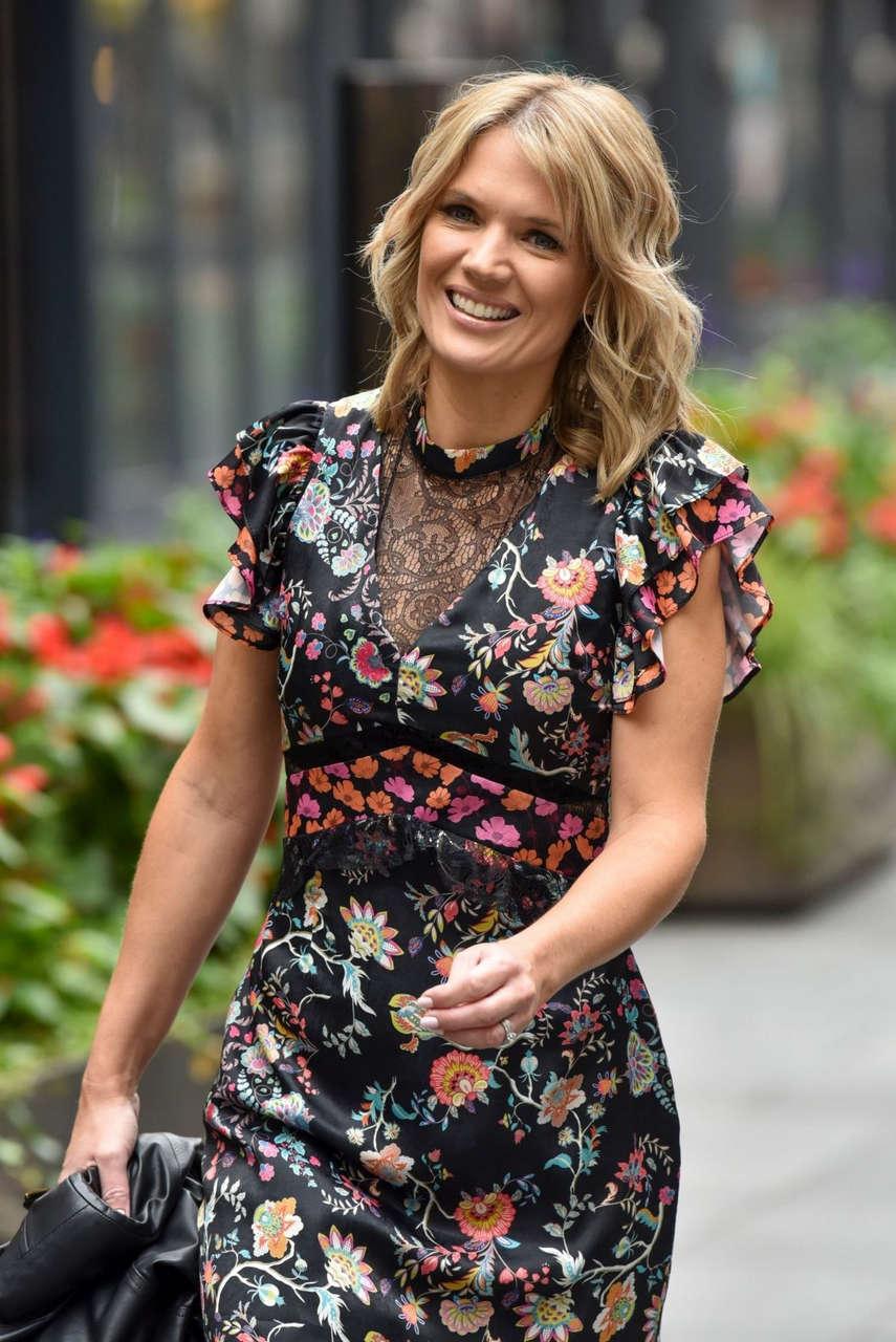 Charlotte Hawkins Leaves Global Offices London