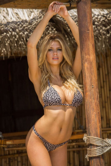 Charlotte Mckinney Cabo Resort Grand Re Opening Party Mexico