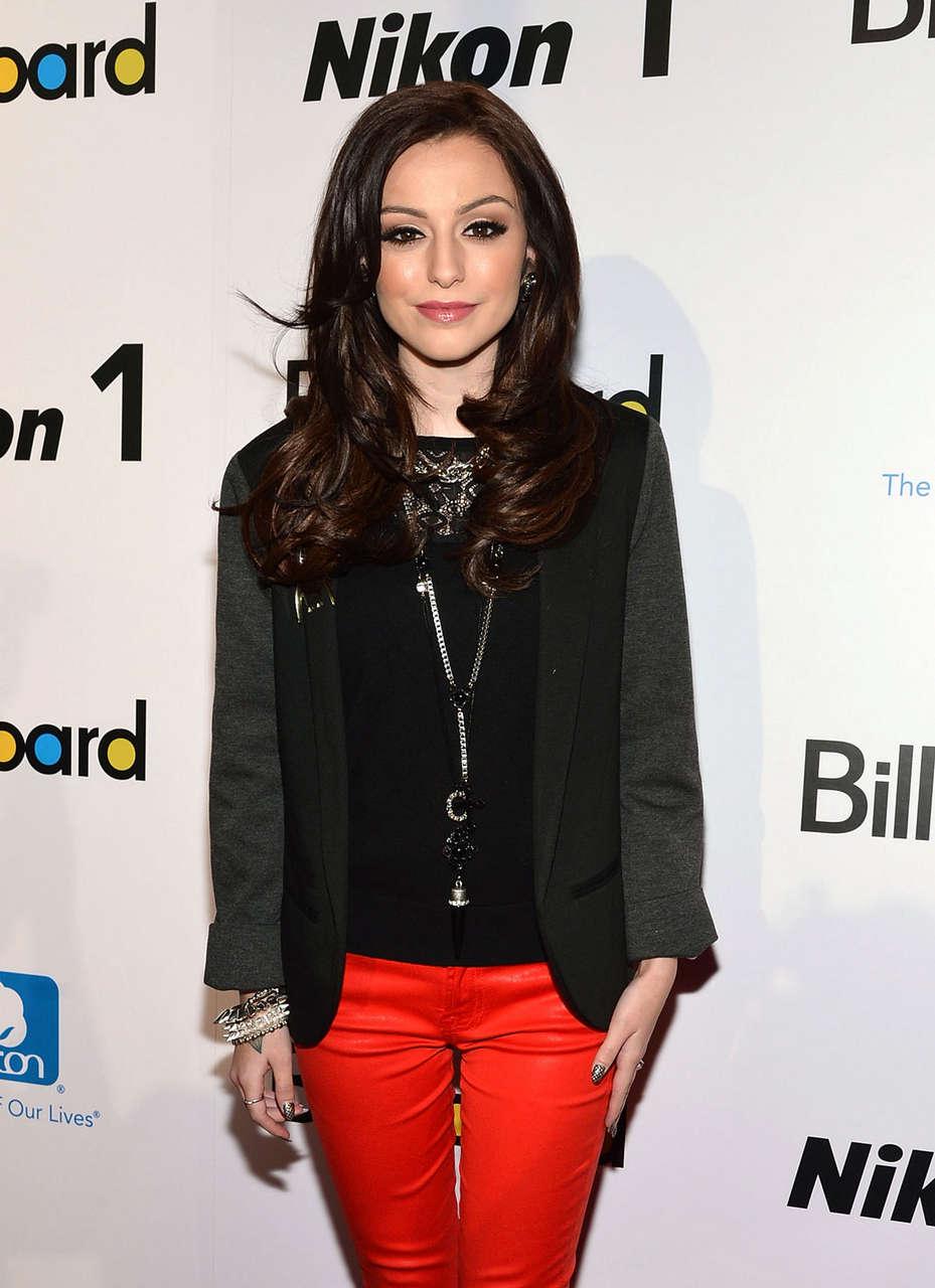 Cher Lloyd Billboards Woman Year Luncheon New York