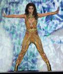 Cheryl Cole Performs Lg Arena Birmingham