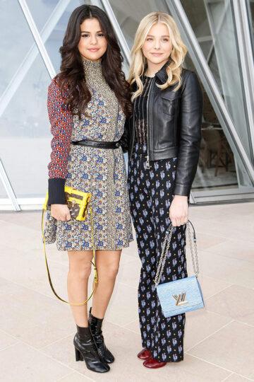 Chloe Moretz And Selena Gomez See More At