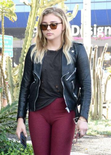 Chloe Moretz Brooklyn Beckham Out Beverly Hills