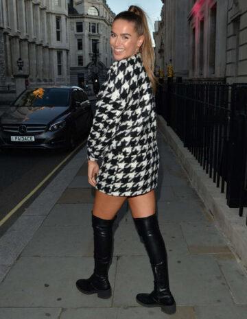 Chloe Ross Night Out London