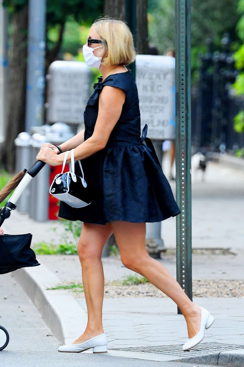Chloe Sevigny Out About New York