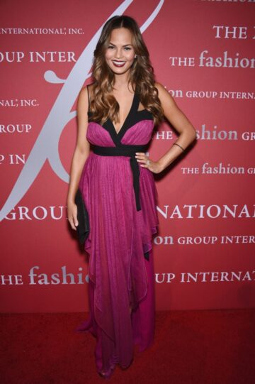 Chrissy Teigen Fgi Night Stars New York