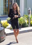 Chrissy Teigen Out Shopping Melrose Place West Hollywood