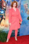 Christina Hendricks Pirate Fairy Premiere Burbank