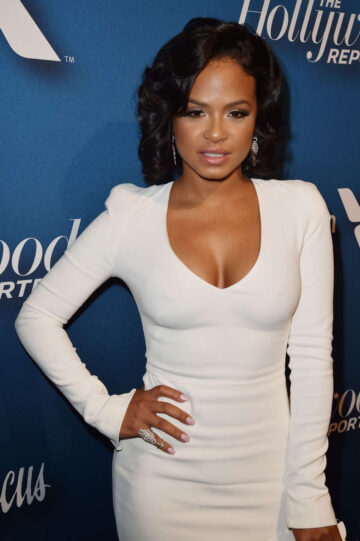 Christina Milian Hollywood Repoerters 4th Annual Nominees Night Beverly Hills