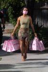 Christina Milian Out West Hollywood