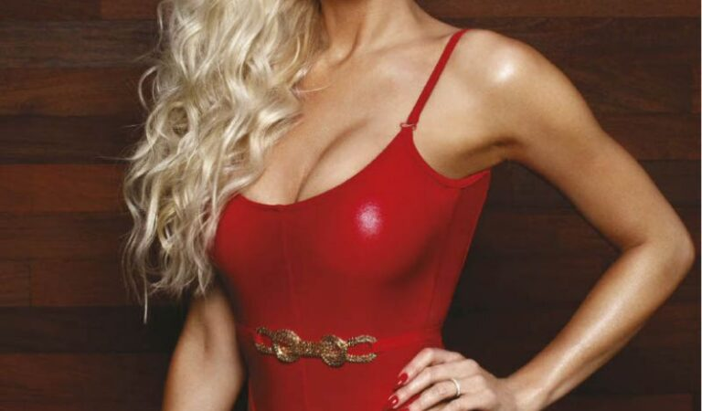 Christine Quinn Maxim Magazine Australia October (10 photos)