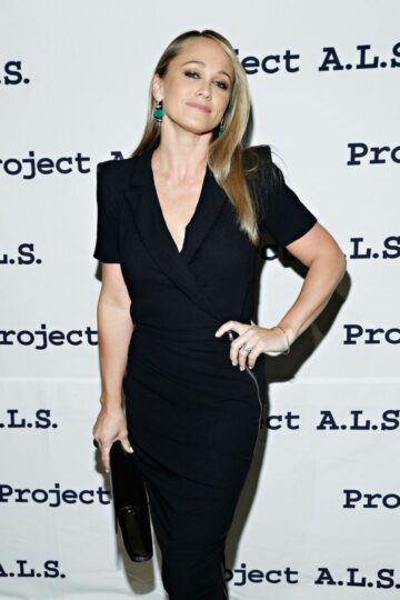 Christine Taylor Tomorrow Is Tonight Gala For Project A L S New York