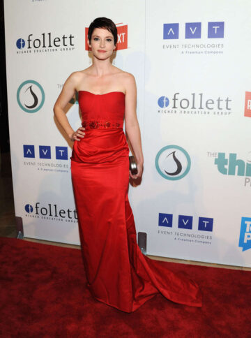 Chyler Leigh Thirst Project 3rd Annual Gala Beverly Hills