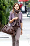 Cindy Crawford Out About Beverly Hills